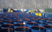 Украина наращивает импорт нефти