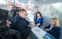 Борис Філатов відкрив перший у Дніпрі туристично-інформаційний центр
