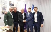 Максим Поляков сприяє розширенню україно-ізраїльських відносин
