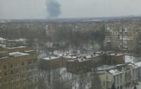 На Донецком заводе химических изделий прогремел взрыв