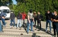 Под Одессой во время съезда партии полиция задержала почти 50 человек