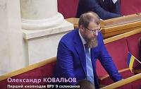 Народный депутат, которого выбрали 200 человек, уже начал угрожать журналистам