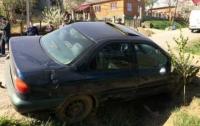 18-летний закарпатец за ночь украл авто, совершил ДТП и обокрал магазин