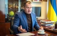 Артур Палатный: Закон о реинтеграции Донбасса даст возможность мирным путем закончить войну на Донбассе