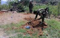Перуанские правоохранители откопали в Андах более 400 кг кокаина
