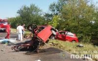 ДТП на Одесщине: Fiat во время обгона врезался в Toyota, четверо погибших