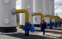 Украина существенно сократила запасы газа в хранилищах