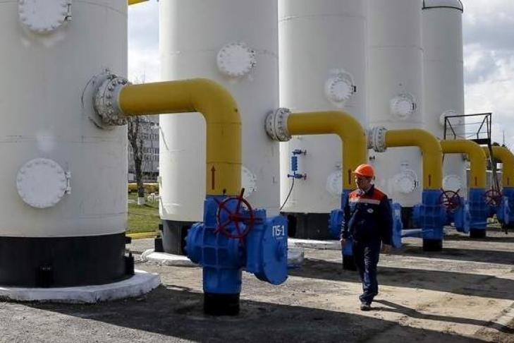 Профессионалы подсчитали, сколько газа осталось вхранилищах государства Украины