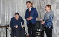 Після 15 років поневірянь сім'я інваліда І групи нарешті переселилася з гуртожитку у квартиру