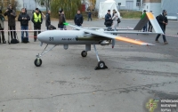 В Украине испытали новый боевой беспилотник (видео)