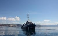 Полиция открыла уголовное дело после задержания в Крыму украинского судна