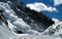 В Карпатах существует вероятность снеголавинной опасности