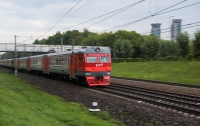 Под Харьковом в поезде обнаружили тело военного