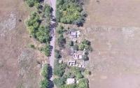 Украинская армия заняла новые позиции на Донбассе (видео)