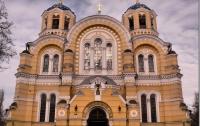 Богослужение перед Рождеством началось во Владимирском соборе Киева