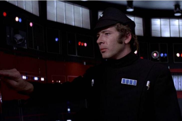 Скончался артист изпервых «Звездных войн» Питер Самнер