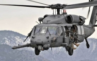 В Ираке упал военный вертолет США с семью людьми на борту