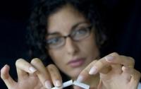 Количество курильщиков в Украине уменьшается