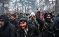 Через турецкую границу в ЕС попали более 76 тыс. мигрантов