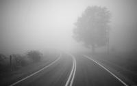 Густой туман в столице опасен для здоровья киевлян