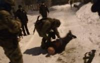 В Харькове мужчина устроил стрельбу из автомата