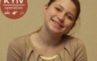 В Киеве нашли пропавшую десять дней назад школьницу