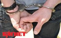 В Киеве милиция задержала воришку-рецидивиста