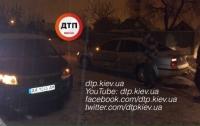ДТП в Киеве на Святошино: пострадала девушка
