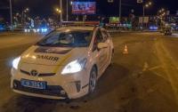 Не дошел 20 метров до перехода: в Киеве Lanos сбил пешехода