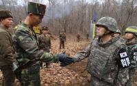 Южная Корея и Северная объединились