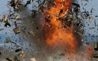 В Ривненской области возле склада с горючим прогремел взрыв