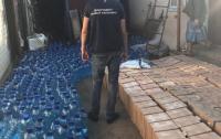 Тысячи литров поддельного алкоголя изъяли на Харьковщине