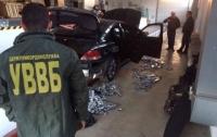 Пограничников в Ужгороде отстранили от службы по подозрению в контрабанде