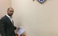 Максим Поляков подал в ГПУ заявление о совершении уголовных преступлений сотрудниками органов правосудия