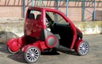 Первый в мире раскладной автомобиль создали в Израиле