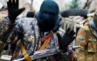 В Донецкой области добровольно сдался бывший боевик