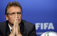 ФИФА уволила своего генерального секретаря