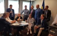 Украинская делегация покинула заседание ПАСЕ
