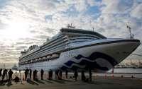 Число зараженных коронавирусом на борту Diamond Princess выросло до 130 человек