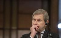 Украинская власть не выполнила своих обязательств, - Еврокомиссар