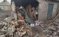 Военные показали обстрелянную террористами Авдеевку (фото)