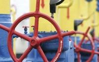 В Украине резко сократились запасы газа в хранилищах