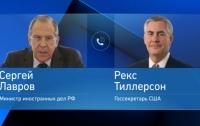 Украина, КНДР и Сирия: Тиллерсон поговорил с Лавровым