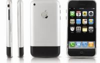 Ровно 10 лет назад был представил первый смартфон Apple
