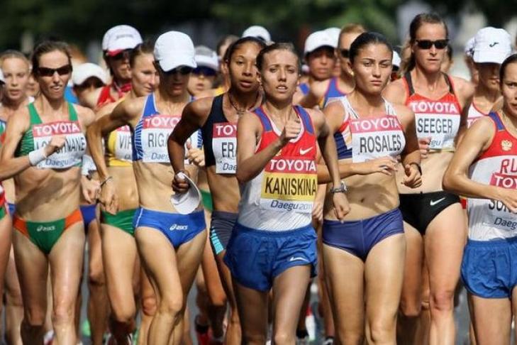 Украинская спортсменка Шумкина дисквалифицирована натри года задопинг,
