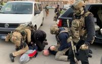 На Закарпатье задержали банду, требовавшую у бизнесмена €30 тысяч