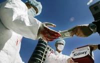 20 украинцев продали свои почки на черном рынке
