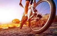 Полицейский подстрелил велосипедиста