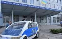 В Украине создали прототип электромобиля на солнечных батареях (ФОТО)