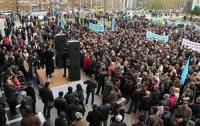 Крымские татары обвинили в своих бедах Могилева (ФОТО)